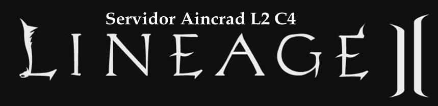 Aincrad Servidor