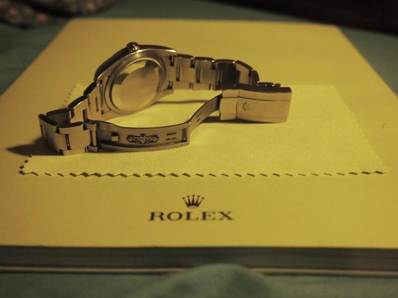 [Vends] Rolex Oyster Perpetual 116000 cadran bleu - comme neuve 310