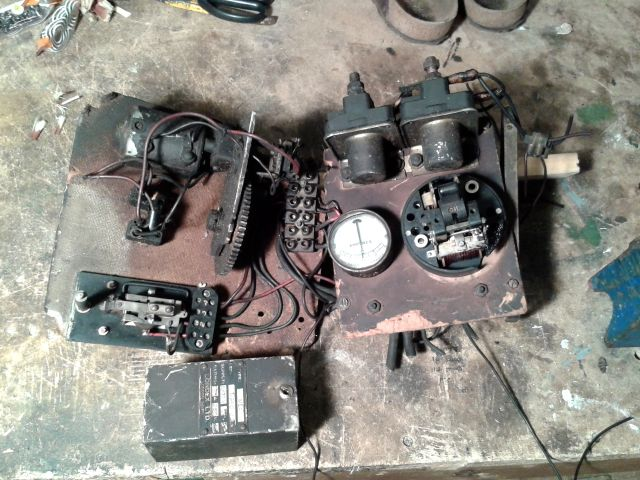Making a generator for the Lister B - I have an old motor is it suitable? 2014-019