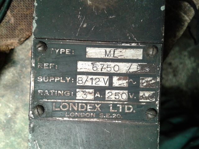 Making a generator for the Lister B - I have an old motor is it suitable? 2014-021