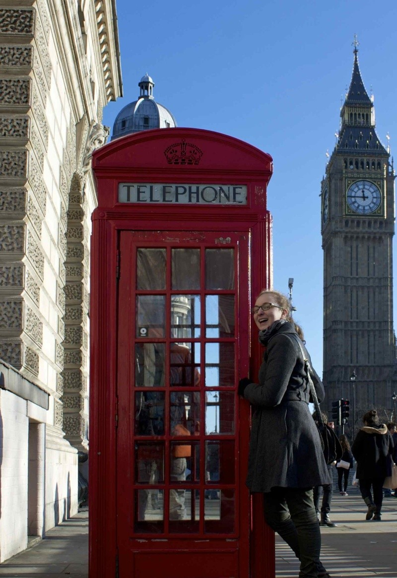 Big ben & Telephone booth 11110
