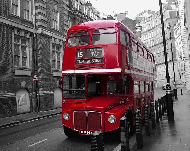 Double Decker Bus10