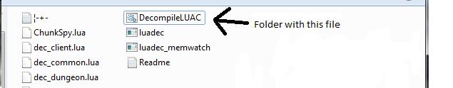 [Guide] Decrypt .lua files from script.pck!(FR/EN) Bezaty13