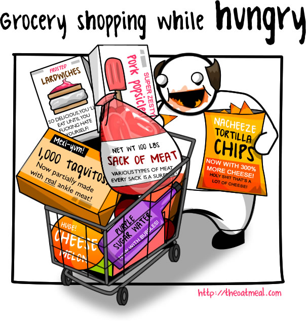 Minor differences. Grocer11
