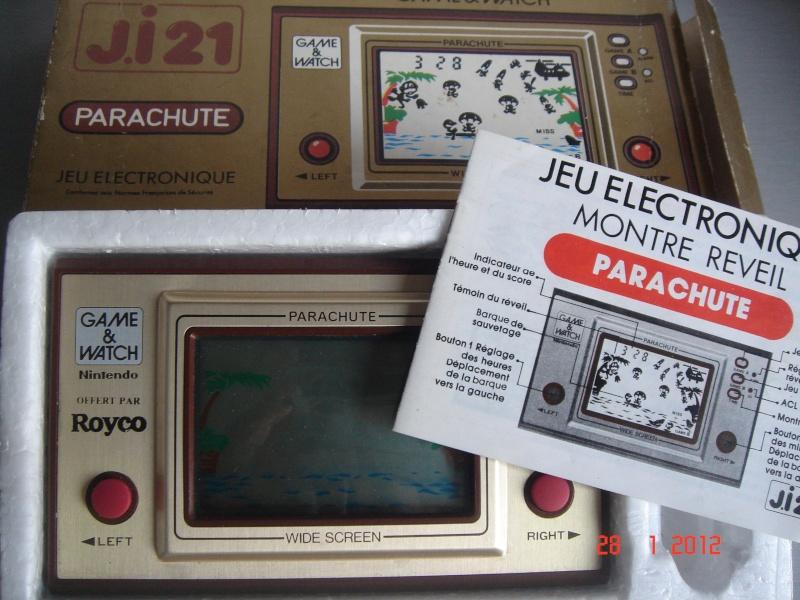 les Game & Watch Publicitaires Royco110
