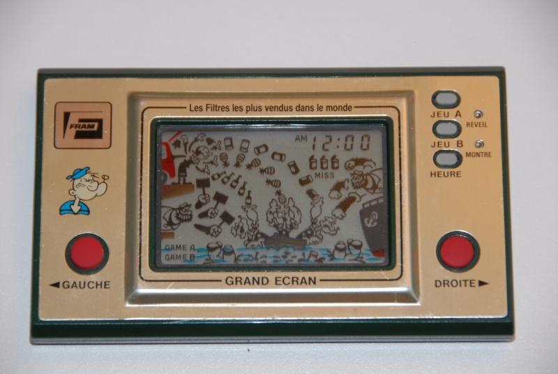 les Game & Watch Publicitaires Zfram110
