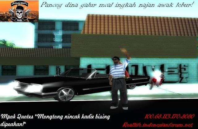 Comment, Kritik & Saran untuk Sundanese Street Familia Sa-mp-22