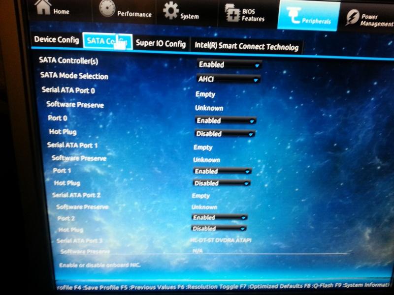 Tutoriel Installation Z87x D3h I7 4770K + GTX 650 20140118