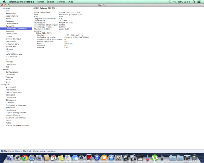 Tutoriel Installation Z87x D3h I7 4770K + GTX 650 Captur10