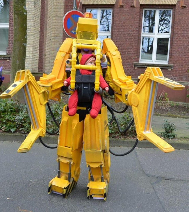 Sci Fi Kostüme  Bh-cxr10