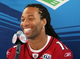 Larry Fitzgerald Body Measurements and bra Size 2014 Talac216