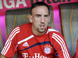 Franck Ribéry Body Measurements and bra Size 2014 Talac275