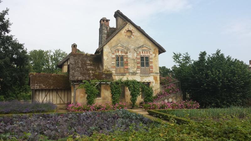 Nos photos du Hameau du Petit Trianon 20130710