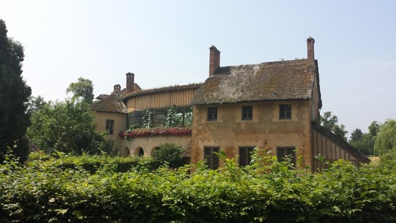 Nos photos du Hameau du Petit Trianon 20130719