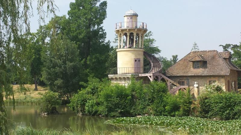 Nos photos du Hameau du Petit Trianon 20130721