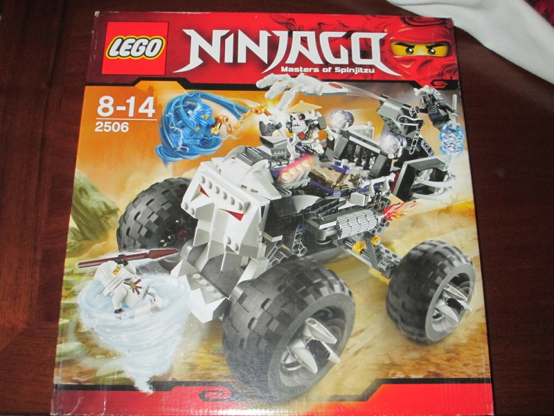 (VENDO) LEGO SET STAR WARS 7111 DROID FIGHTER NINJAGO 2506 FUORISTRADA TESCHIO E LEGO CASTLE 70404 Img_0010