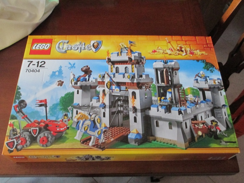 (VENDO) LEGO SET STAR WARS 7111 DROID FIGHTER NINJAGO 2506 FUORISTRADA TESCHIO E LEGO CASTLE 70404 Img_0013