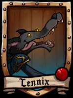 Retired Dragonheart, Lennix Stevens. Lennix15