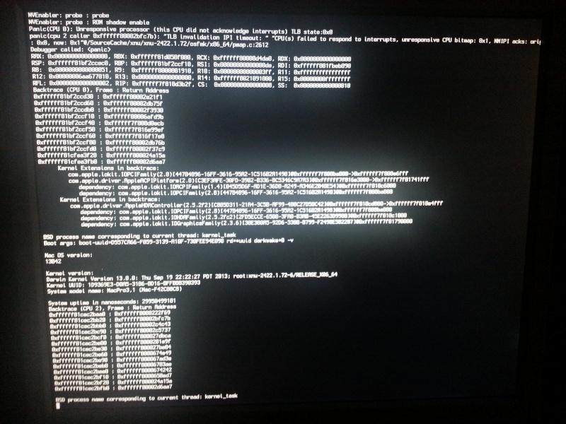[Résolu] Problème de boot après installation 20140112