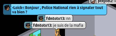 Rapport de patrouille de -Loick- Captur89