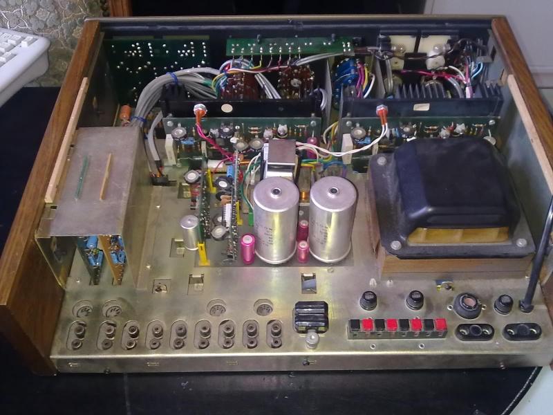 Milani Elektro AMK 100 - un italico vecchietto da restaurare 18012011