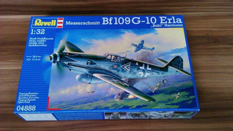 "BF 109 G-10 Erla ""Bubi"" Hartmann in 1:32 K800_d74"