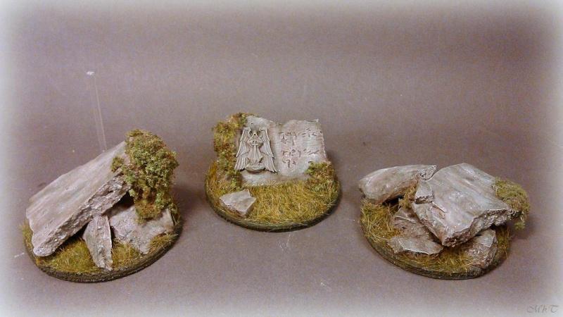 Allgemeine Standplatten für Minifiguren K800_d85