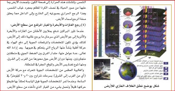 الاعجاز القرآنى فى قوله تعالى(والسماء ذات الرجع)بقلم الدكتور زغلول النجار الجزء الثانى 1220