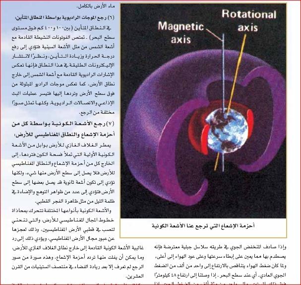 الاعجاز القرآنى فى قوله تعالى(والسماء ذات الرجع)بقلم الدكتور زغلول النجار الجزء الثانى 1310