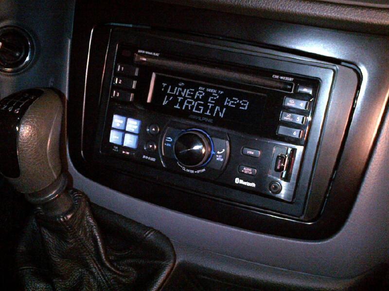 Autoradio & Console Compatible Viano 1 (jusqu'a 2005) !!! Foulay10