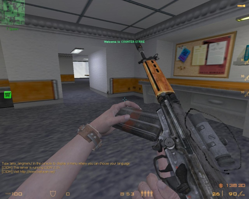 CSS WEAPON PACK Fal10