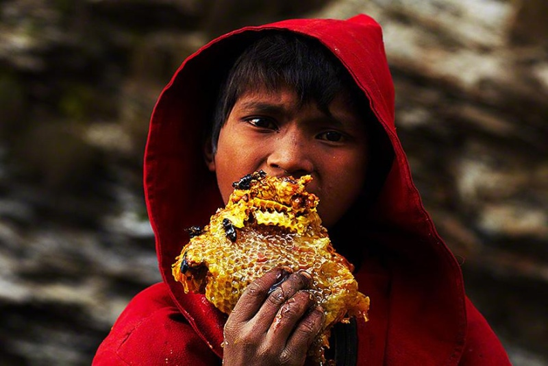 Népal : 1222