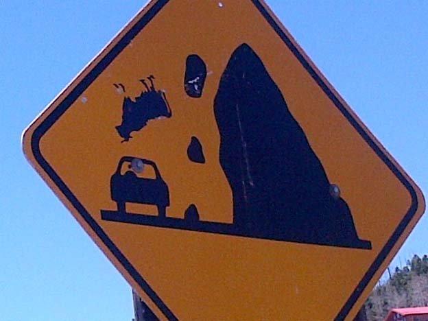 Les panneaux de signalisation les plus drôles du monde 1512
