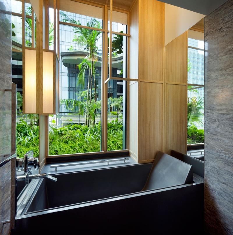 Un Hôtel « Vert » Exceptionnel à Singapour 514