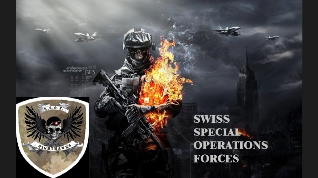 Swiss Special Operations Forces