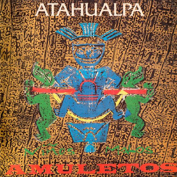 Atahualpa - Amuletos (1991) Front19
