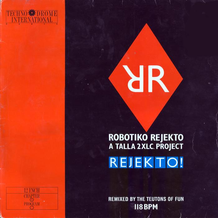 ROBOTIKO REJEKTO - REJEKTO(1987) Port10
