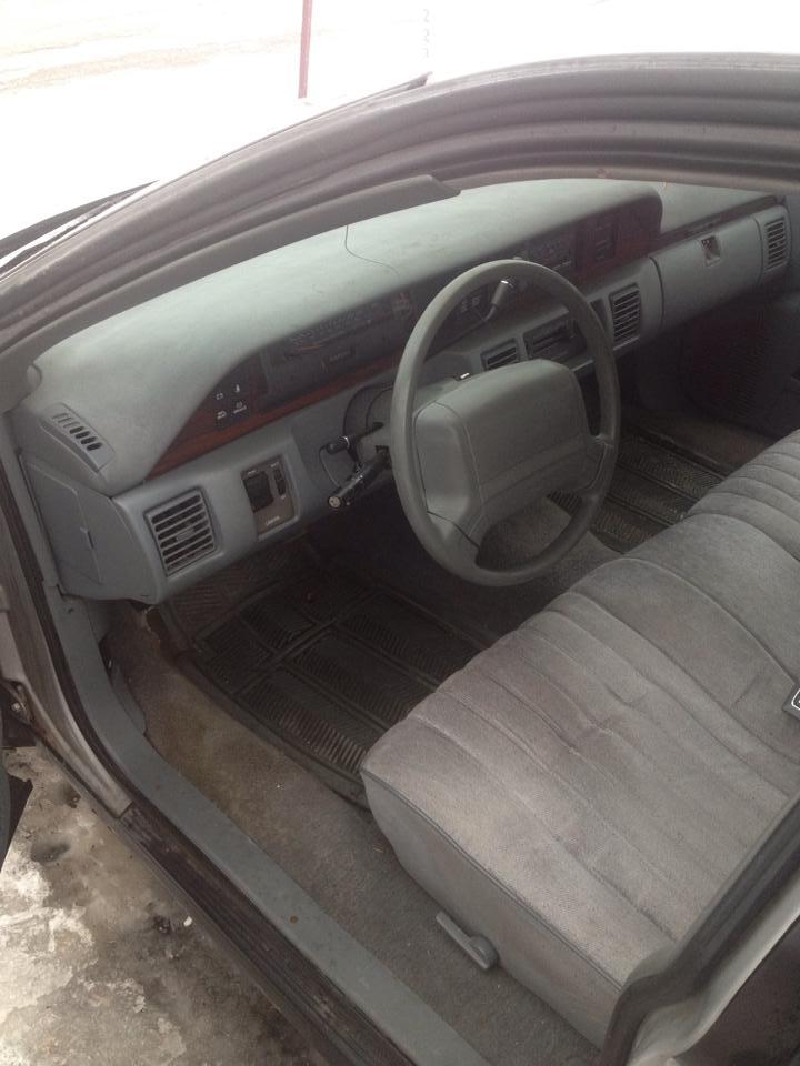 chevrolet caprice station wagon 1991 VEN DU 19807810