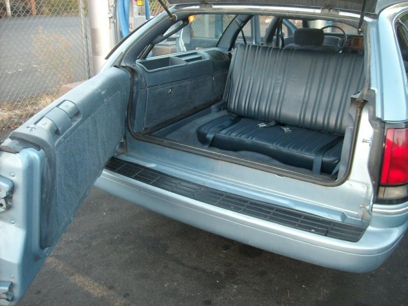 chevrolet caprice station wagon 1991 VEN DU 1993_c10