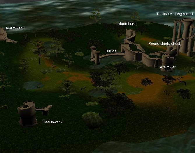 CreepyPasta: sherwood /Join666 pt1 Map10