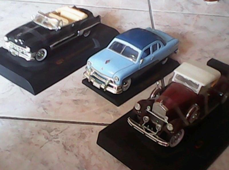 LOTTO modellini macchine d'epoca Modell10
