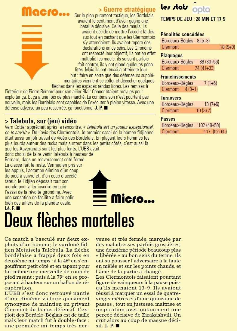 TOP 14 - 21ème journée : UBB / Clermont - Page 9 Sans_t40