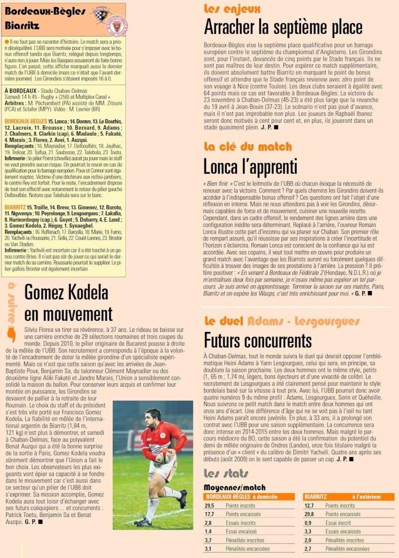 TOP 14 - 26ème journée : UBB / Biarritz - Page 4 Sans_t72
