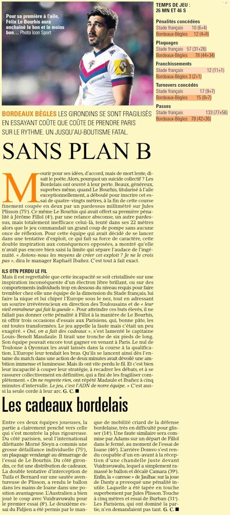 TOP 14 - 25ème journée : Stade Français / UBB - Page 6 Sf10