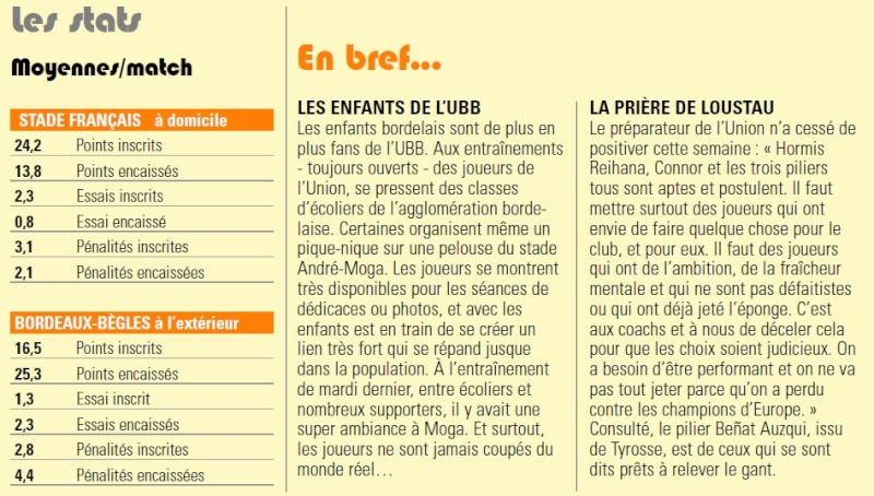 TOP 14 - 25ème journée : Stade Français / UBB - Page 3 Sfubb210