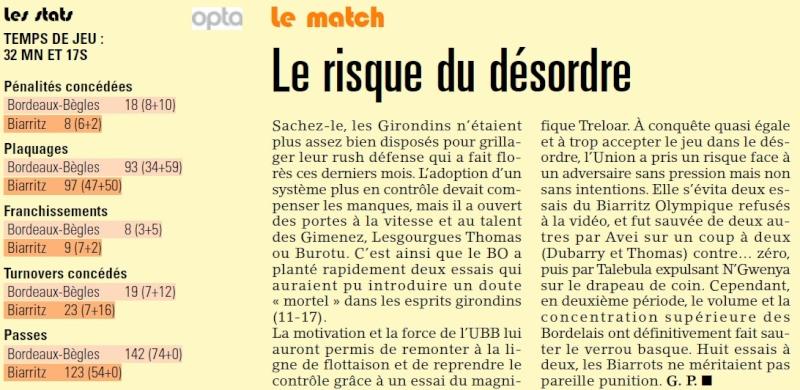 TOP 14 - 26ème journée : UBB / Biarritz - Page 7 Ubbbo10