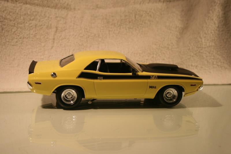 Dodge Challenger T/A 1970 Modele26