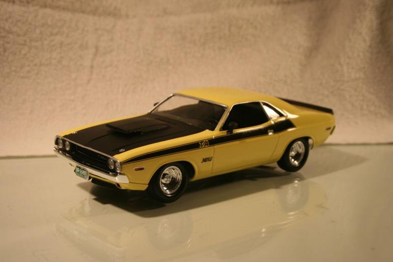 Dodge Challenger T/A 1970 Modele27