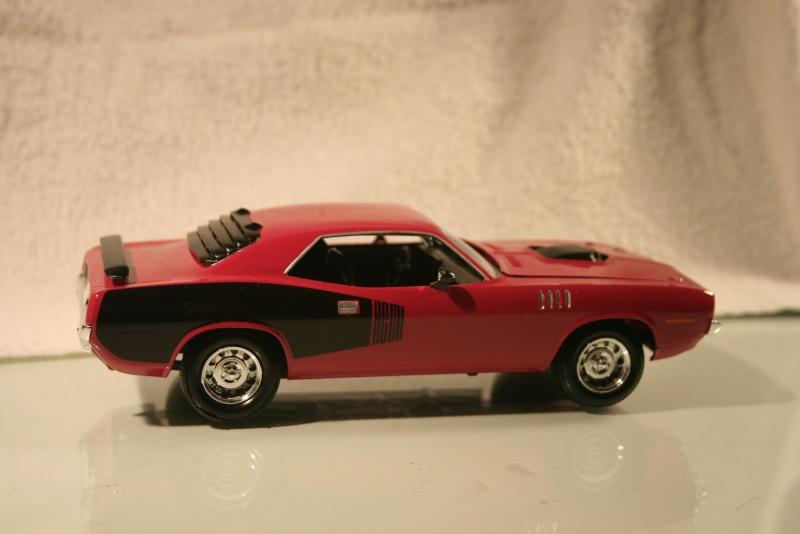 Plymouth 'Cuda 1971 Modele28