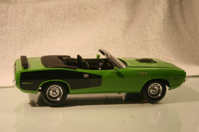 Plymouth 'Cuda 1971 convertible Modele31